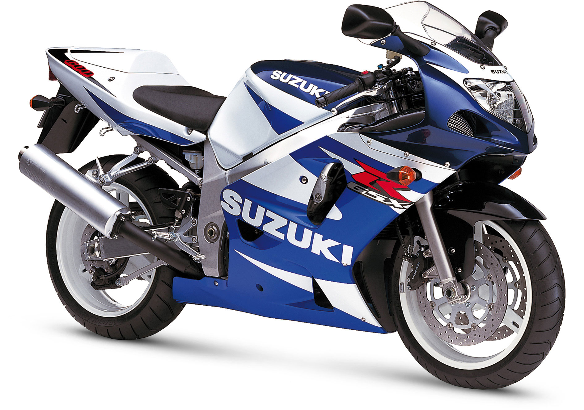 Page 3 2001 To 2003 3rd Generation Suzuki Gsx R600 With Fuel Injection