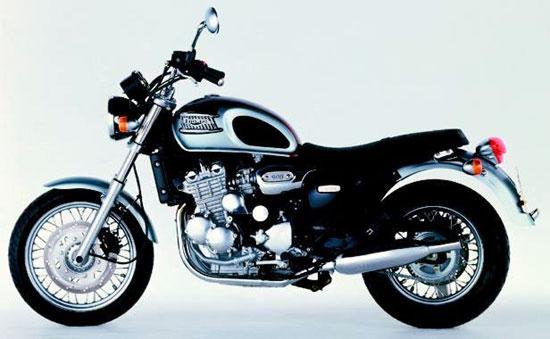 2001 Triumph Thunderbird