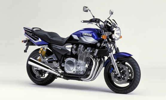 2001 Yamaha XJR1300SP