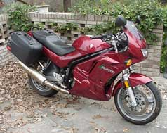 2001 MZ Scorpion Traveller