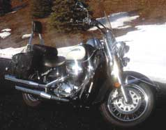 2001 Suzuki Volusia 1100