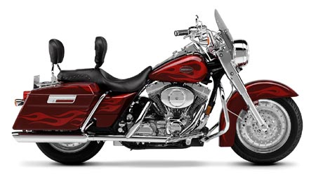 2002 Harley-Davidson Firefighter Special Edition FLHRI Road King