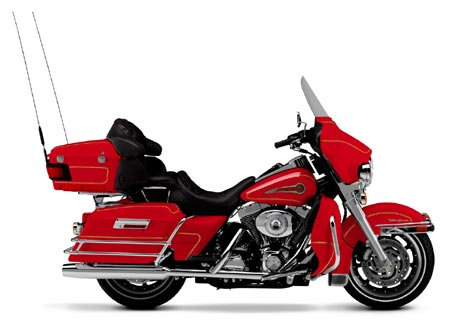 2002 Harley-Davidson Firefighter Special Edition FLHTCUI Ultra Classic Electra Glide