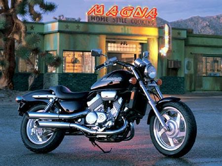 2002 Honda VF750C Magna