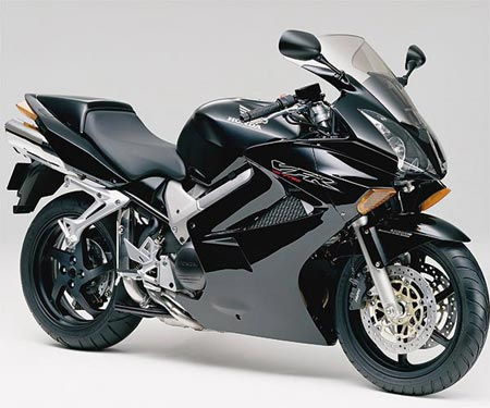 2002 Honda VFR800A Interceptor ABS