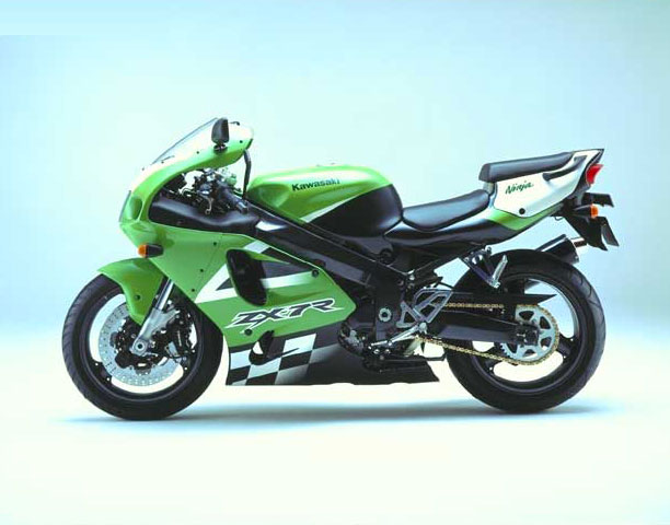 2002 Kawasaki Ninja ZX-7R Back to 2002 Kawasaki Motorcycle Index Page