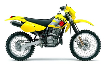 2001 Suzuki DR-Z E ( Barrie Images