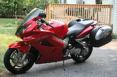 2002 Honda VFR800FI Interceptor