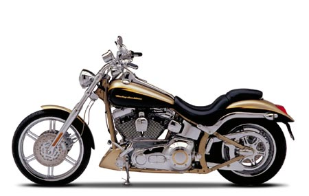 2003 Harley-Davidson FXSTDSE Screamin' Eagle Softail Deuce