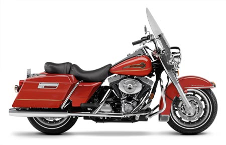 2003 Harley-Davidson Firefighter Special Edition
