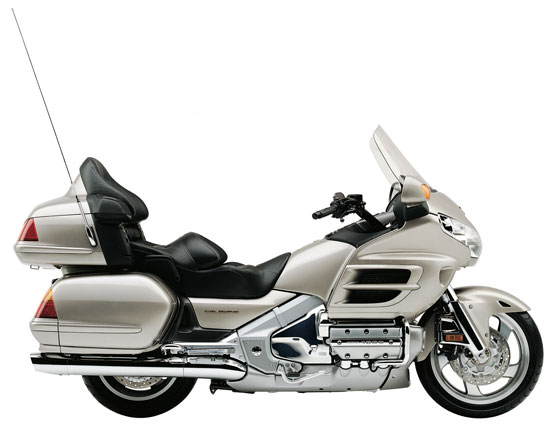 2003 Honda GL1800 Gold Wing ABS