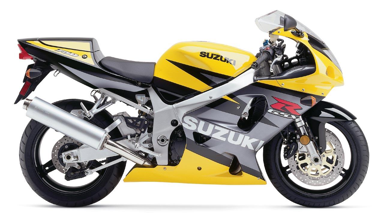 2003 SUZUKI GSXR 750 ENGINE OIL   Suzuki GSXR 750