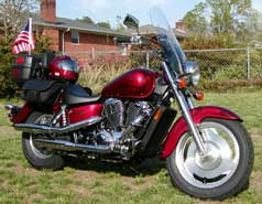 2003 Honda Shadow Sabre 1100