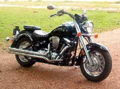 2003 Yamaha Road Star VX1600 Midnight Edition