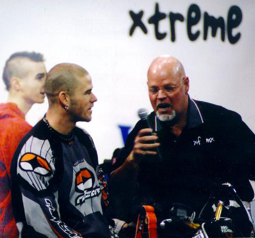 Total Motorcycle Website: Interviews With Mike McGaw