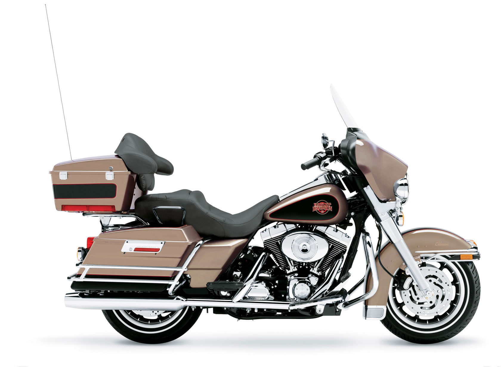 2004 Harley Davidson Flhtc I Electra Glide Classic