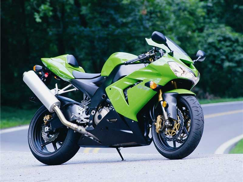 2004 Kawasaki Ninja ZX-10R Review