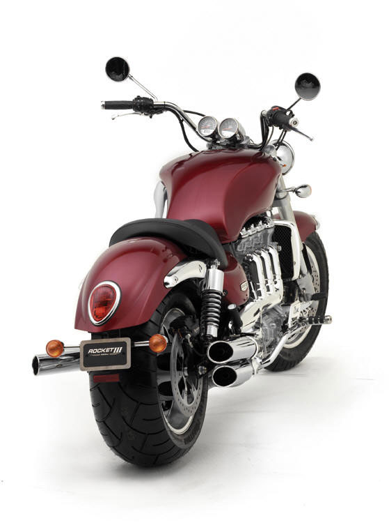 triumph rocket iii motorcycle - photo #40