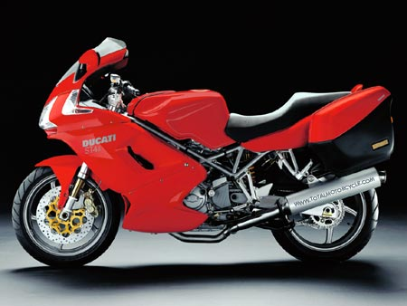 2005 Ducati Sport Touring ST4s