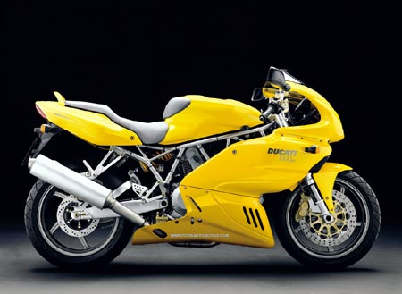 2005 Ducati Supersport 1000DS