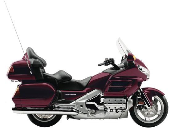 2005 Honda GL1800 Gold Wing ABS