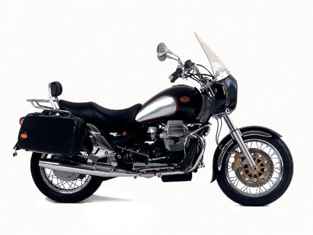 2005 Moto Guzzi California EV Touring