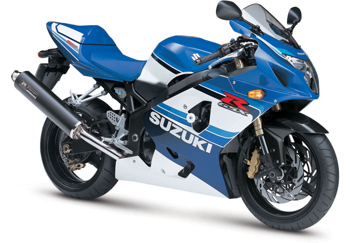 2005 Suzuki GSX-R750 20th Anniversary Model