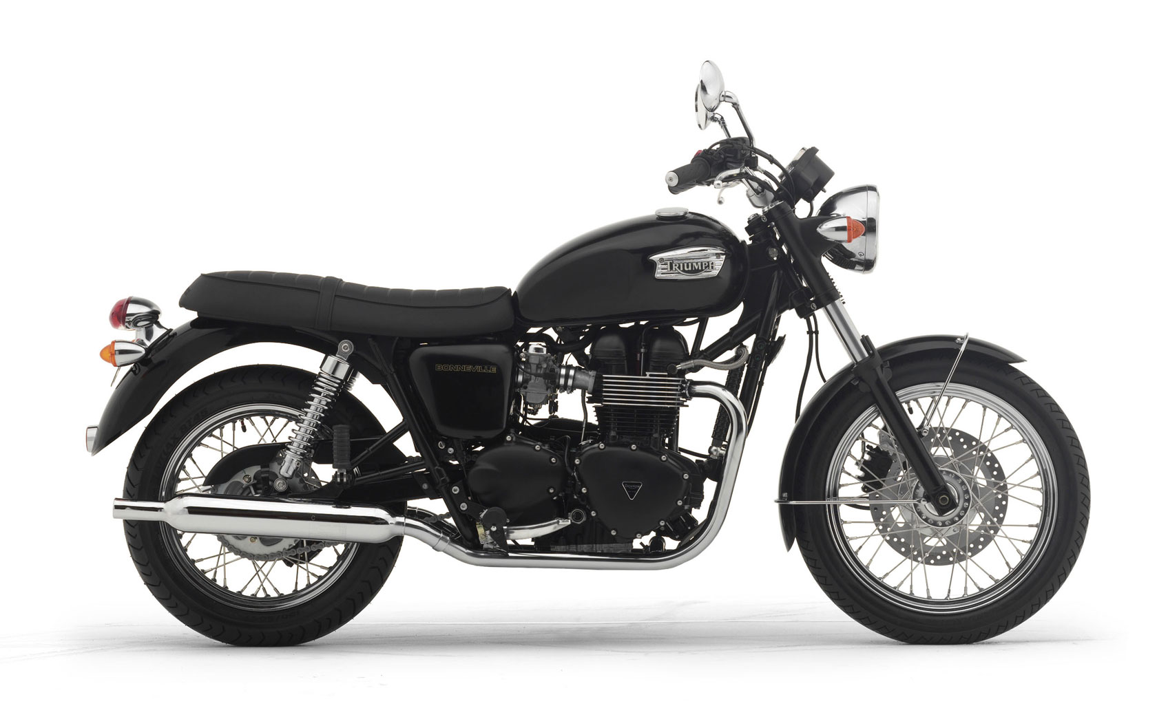2005 triumph bonneville. Black Bedroom Furniture Sets. Home Design Ideas