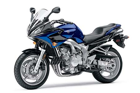 total motorcycle website   2005 yamaha fz6