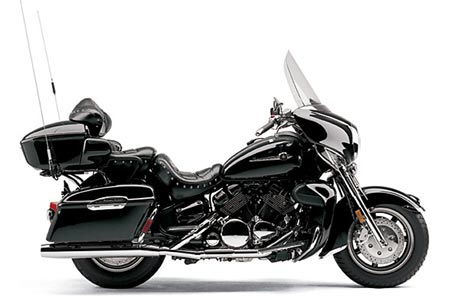 2005 Yamaha Road Star Midnight Venture