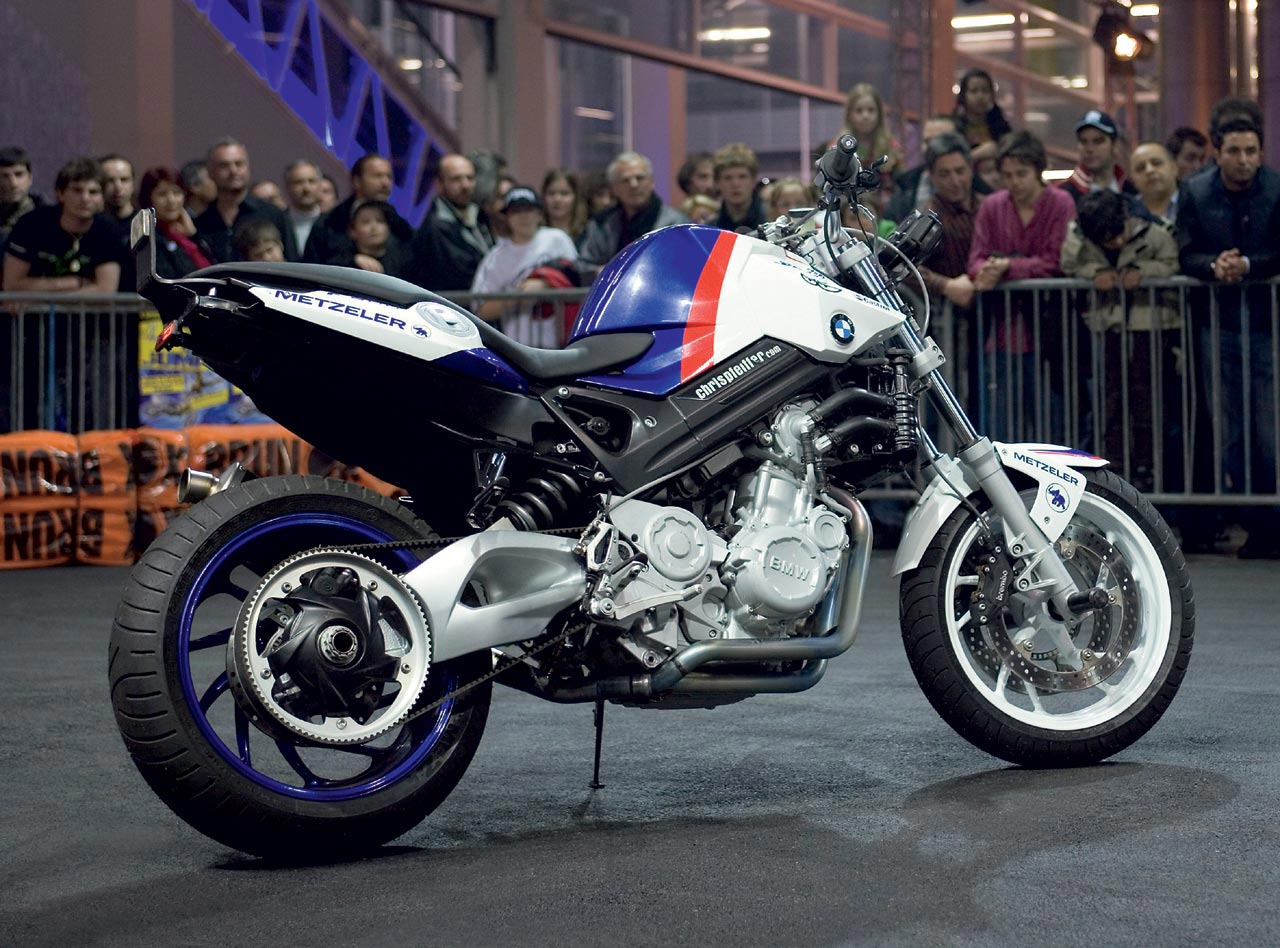 BMW F800S pictures