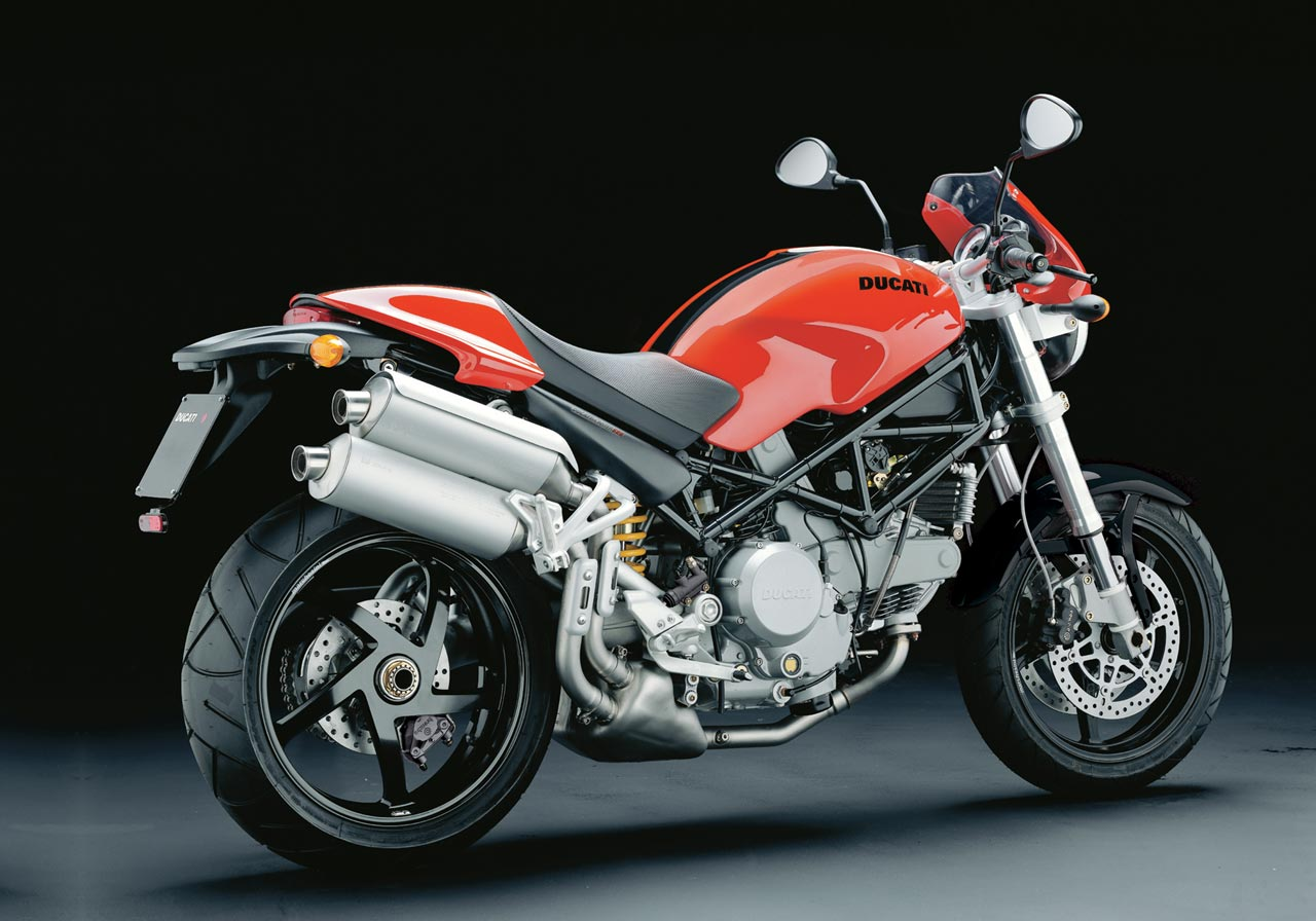 2006 ducati monster s2r for Www moster