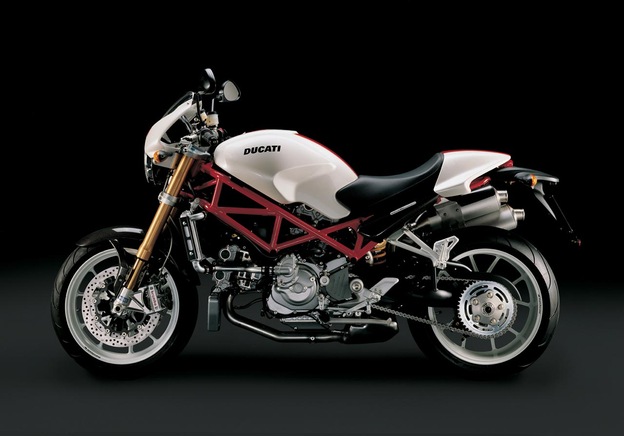 2006 ducati monster s4rs testastretta. Black Bedroom Furniture Sets. Home Design Ideas