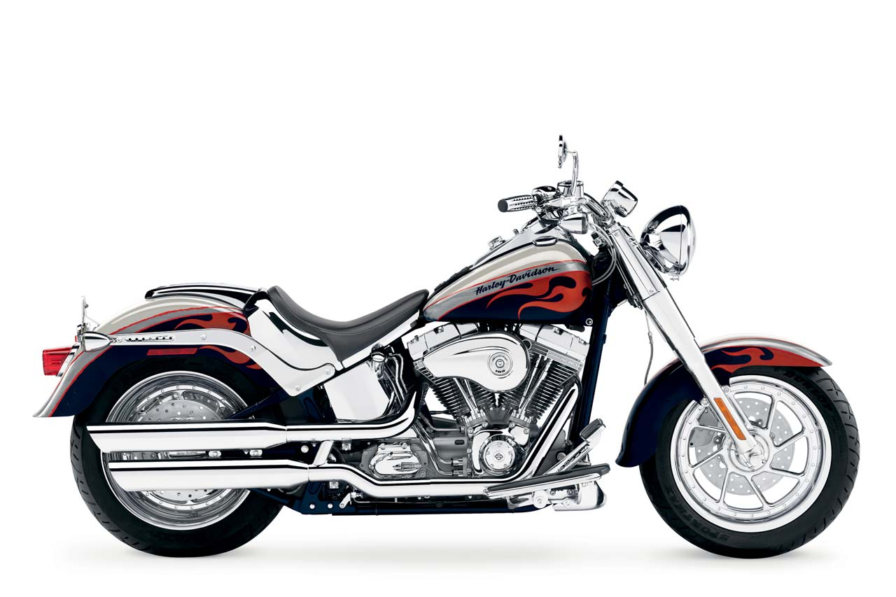 Harley Davidson Softail Cvo Screamin Eagle Fatboy