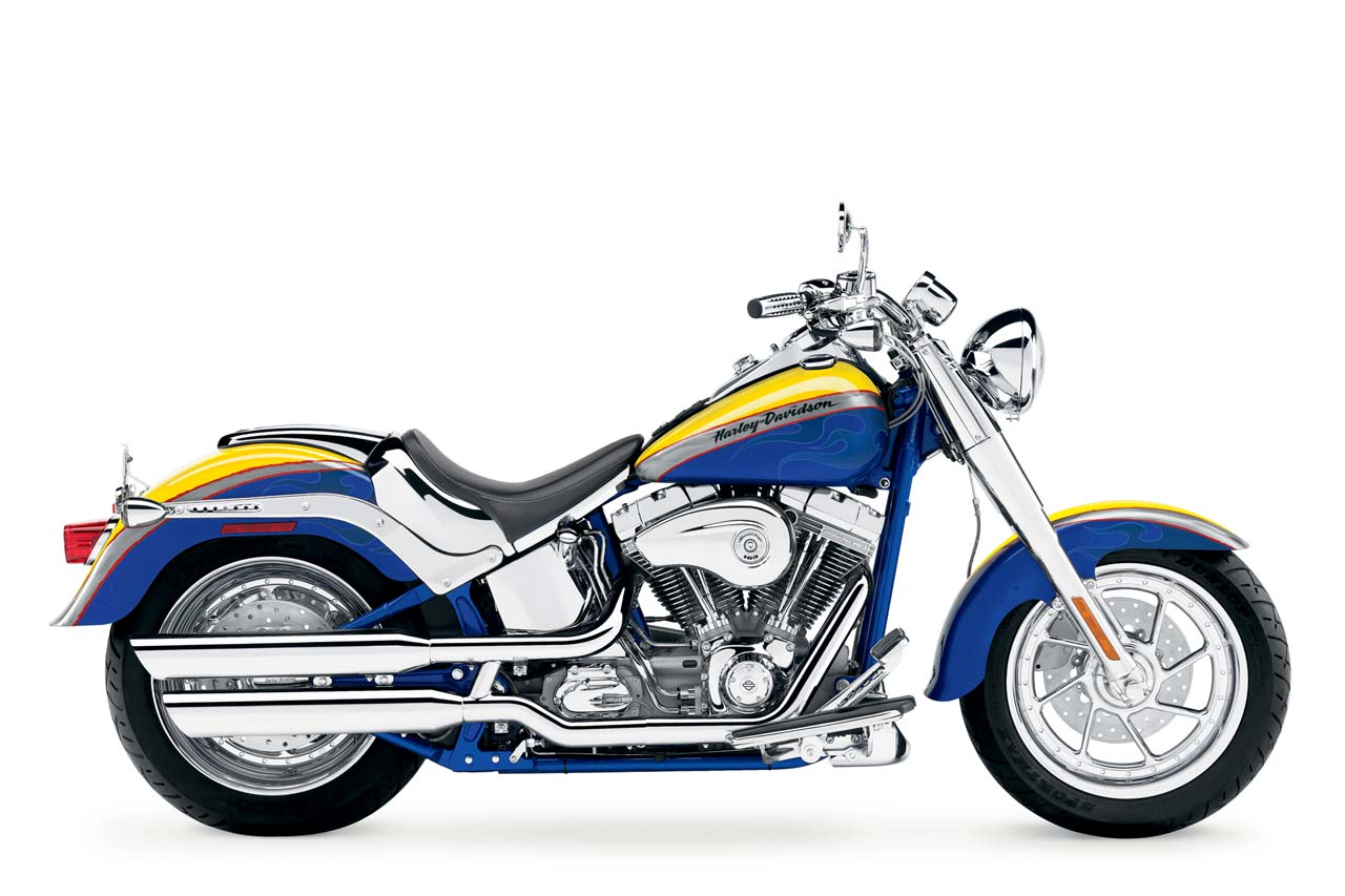 Harley Davidson Screaming Eagle Bike