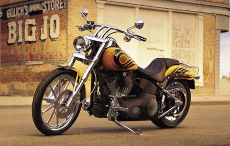 2006 Harley Davidson FXSTB/I Night Train