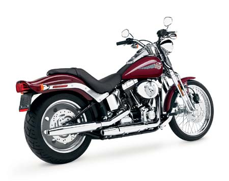 2006 Harley Davidson FXSTS/I Springer Softail