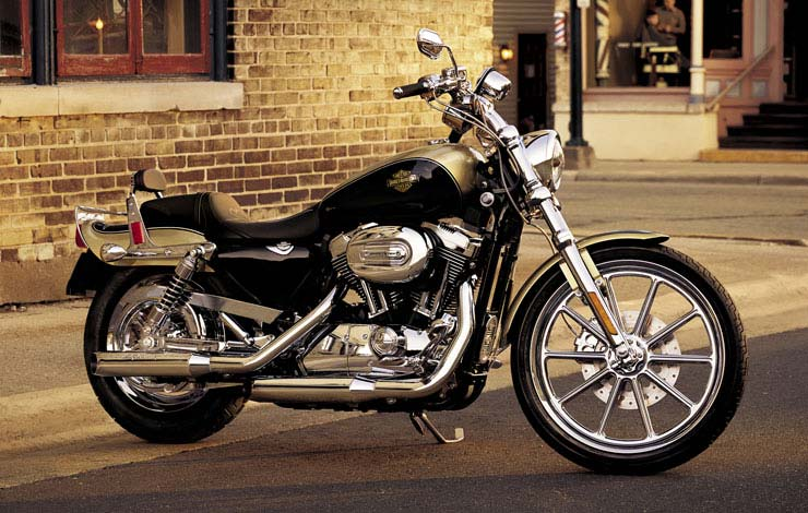 You are here: Home --- 2006 Models --- 2006 Harley-Davidson XL 1200C ...
