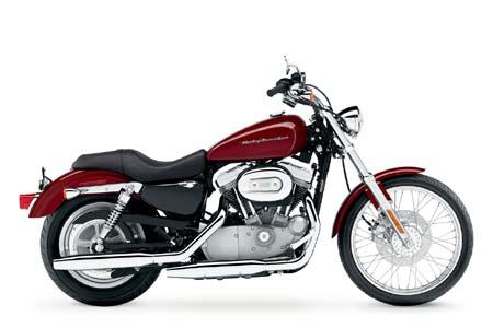 2006 Harley Davidson XL 883C Sportster 883C Custom