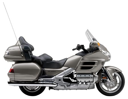 2006 Honda Gold Wing ABS