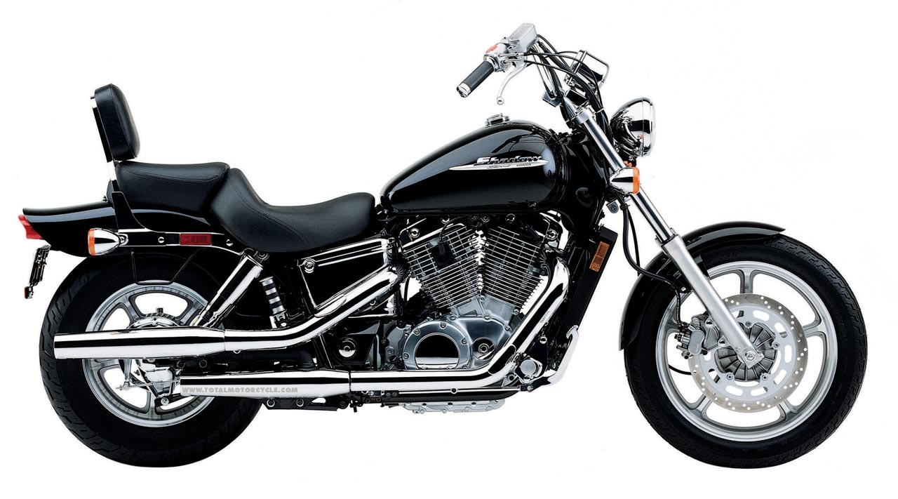 Total Motorcycle Website - 2006 Honda Shadow Spirit