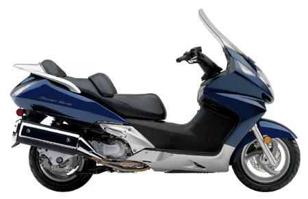 2006 Honda Silver Wing ABS/Silver Wing