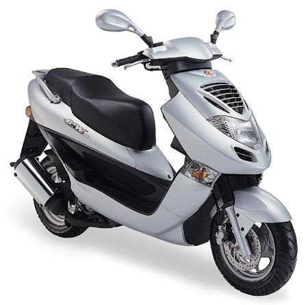 Bet and Win 250 Scooter