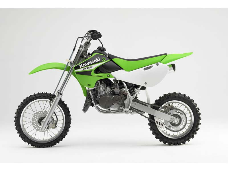 Total Motorcycle Website - 2006 Kawasaki KX65