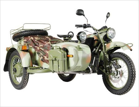 2006 Ural Gear Up
