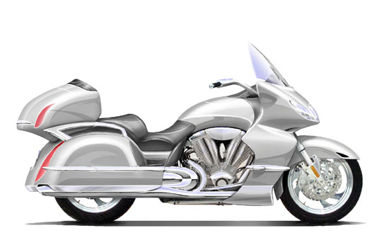 2006 Victory Vision Concept