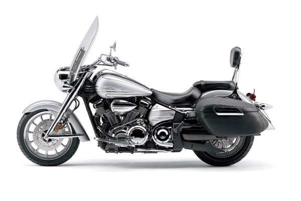 Total motorcycle website 2006 yamaha stratoliner s for Yamaha motorcycle website