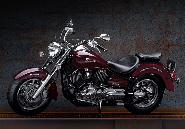 Total Motorcycle Website - 2006 Yamaha V-Star 1100 Classic