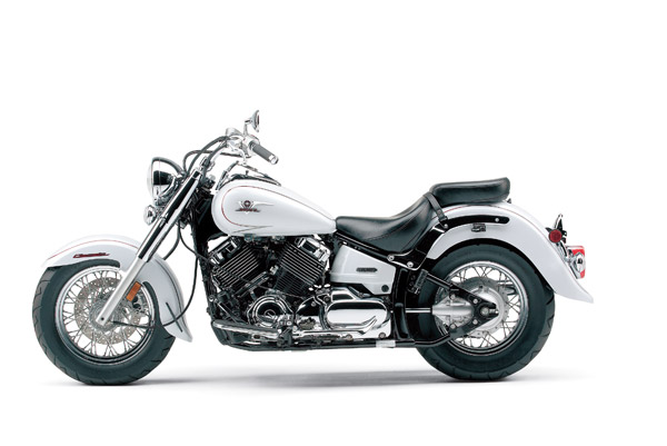 Total Motorcycle Website - 2006 Yamaha V-Star 650 Classic
