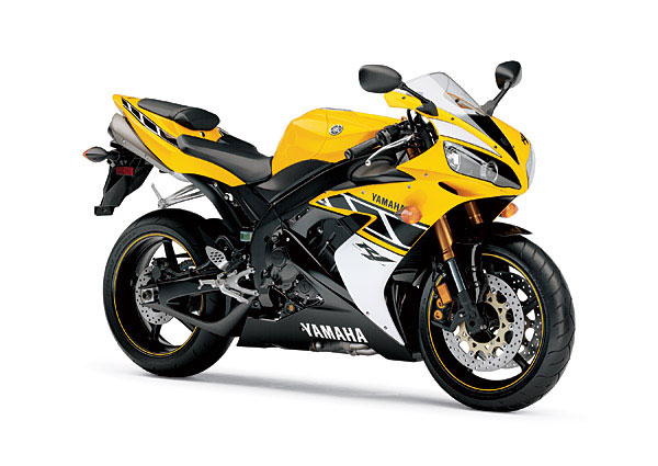 Total motorcycle website 2006 yamaha yzf r1 50th for Yamaha motorcycle website